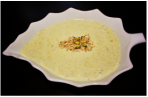 Kheer / Rice pudding