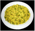 Muttar Pulao / Pulao with Green Peas
