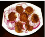 Ground Beef Shammi kebabs