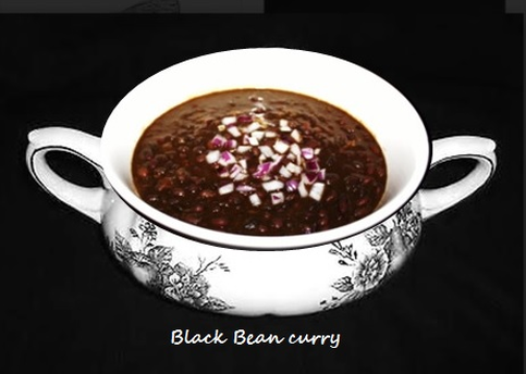 Black Beans North Indian Cooking By Geeta Seth